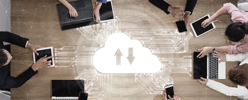 Compartir datos en la nube